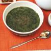 モム(ホンダワラ)のスープ
