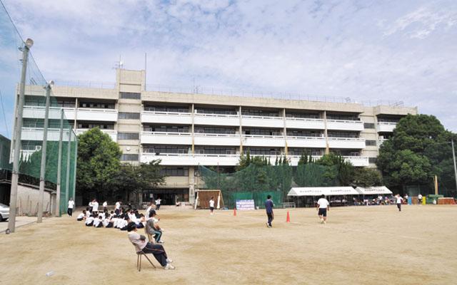 東大阪朝鮮中級学校