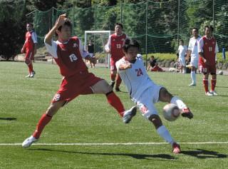 第8回KYCカップ準決勝