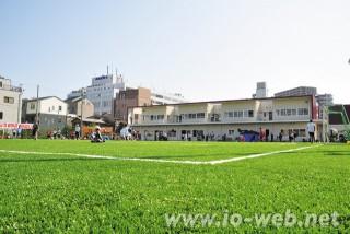 東京朝鮮第2初級学校新校舎