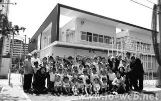 東京朝鮮第2初級学校_遊具設置