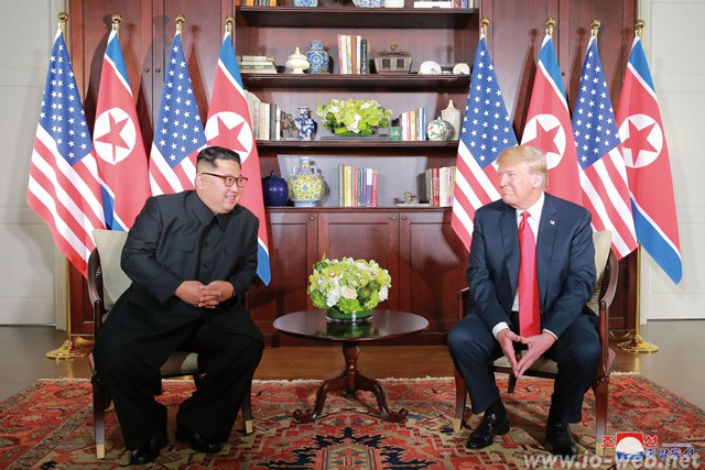 dprk-us summit