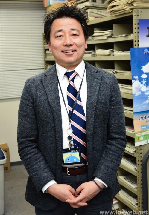 琉球新報記者 滝本匠さん